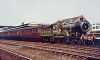 LNER teak coaches and livery