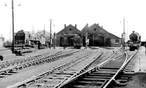 Banbury shed 1964
