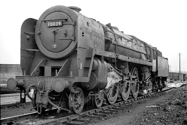 70039 Sir Christopher Wren : Newton Heath 1966